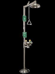 FyrPro - Kombine Duş, ISTEC Type ESW, Boy Tipi Paslanmaz Çelik