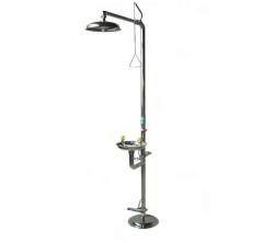 Eig - Kombine Göz ve Vücut Duşu - Paslanmaz Çelik El Ayak Kumandalı - 1B