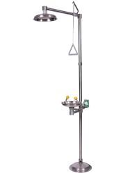 Eig - Kombine Göz ve Vücut Duşu - Paslanmaz Çelik El Kumandalı - 1D