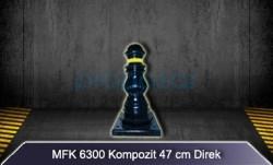 MFK - Kompozit Park Direği 47cm MFK6300