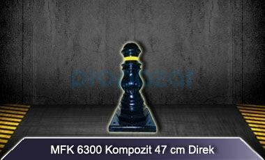 Kompozit Park Direği 47cm MFK6300