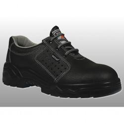 Mekap - Mekap 030 R S1 Eco Çelikli Deri Yazlık Ayakkabı