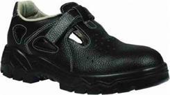 Mekap - Mekap 035 LR Eco Çelik Burunsuz Deri Sandalet