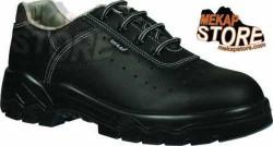 Mekap - Mekap 093 Bora Yazlık Deri Çelik Burunsuz Ayakkabı