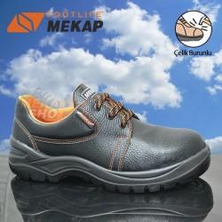 Mekap - Mekap 105 Jüpiter Çelik Burunsuz Ayakkabı