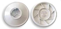 MFA - MFA P2R Aktif Karbonlu Toz Filtresi - Yarım Yüz Maske İçin