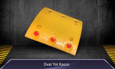 MFK 1093 - 5200 Sarı Oval Yol Kasisi