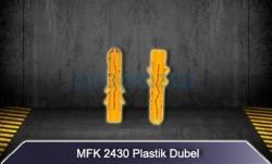 MFK - Mfk 2430 Plastik Dübel - Delinatör Kasis Dübeli