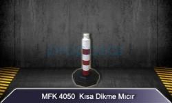 MFK - MFK 4050 Dubalı Kısa Uyarı Dikme Mıcır