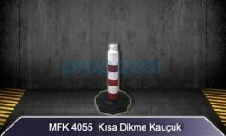 MFK - MFK 4055 Kısa Dikme 50mm Kauçuk Taban