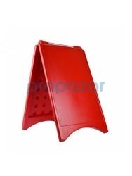 MFK - MFK 4505 Kırmızı Reklam A Tabela