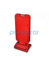 MFK - MFK 4525 41x74 cm Kırmızı Reklam Dubası