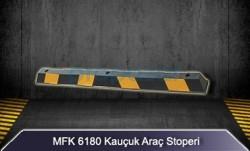 MFK 6180 - Kauçuk Araç Stoperi Uzun - Thumbnail