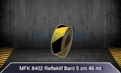 MFK - MFK 8401 - 8402 46mtX5cm Reflektif Bant