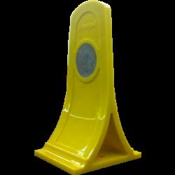 Üstün - Mikroprizmatik Reflektif Şerit Ayırıcı Esnek İkaz Levhası – UT 3204