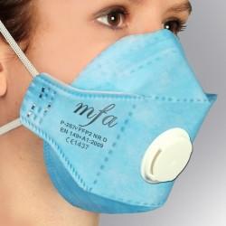 MFA - N95 Tam Koruma Virüs ve Bakteri Maskesi