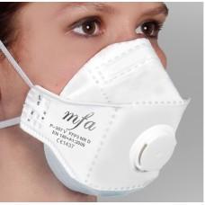 MFA - N99 Virüs ve Bakteri Maskesi - FFP3 Ventilli