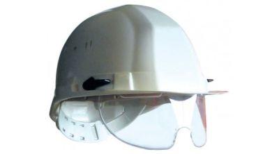 Oceanic Gözlük Entegre İş Güvenliği Bareti - Gözlüklü Baret