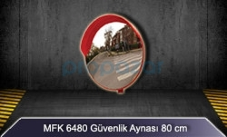 MFK - Oval Güvenlik Aynası 80cm MFK6480