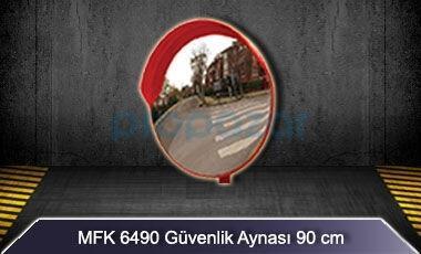 Oval Güvenlik Aynası 90cm MFK6490