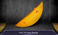 Oval Yol Kasis Başlığı MFK1092 - 5201 - Thumbnail