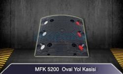 MFK - Oval Yol Kasisi MFK5200