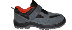 Overguard - Overguard SL 401 S1 Süet Çelik Burunlu İş Ayakkabısı