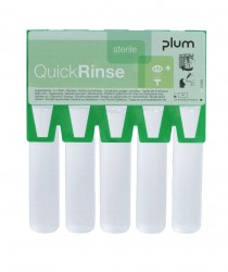 Plum - Plum Quick Rinse 5x20ml Göz Duşu