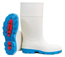 Polly Boot - Polly Boot Alfa Çelik Burunlu PU Çizme S4