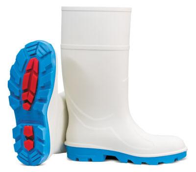 Polly Boot Alfa Çelik Burunsuz PU Çizme