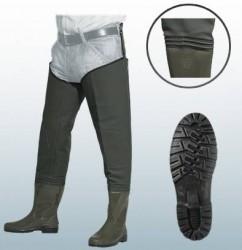 Palalı - PVC Kasık Çizme 115