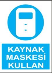 Propazar - PVC Kaynak Maskesi Kullan Levhası - Sınırlı Stok Özel Fiyat