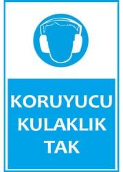 Propazar - PVC Koruyucu Kulaklık Tak Levhası - Sınırlı Stok Özel Fiyat
