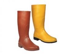 PVC Krep Uzun Çizme 112 - Thumbnail