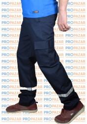 Propazar - Reflektörlü İş Pantolonu 16x12 Yazlık