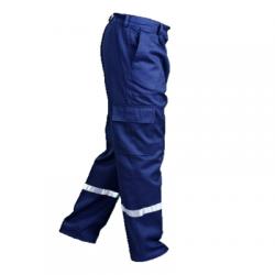 Propazar - Reflektörlü İş Pantolonu Kışlık 7x7