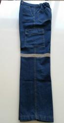 Propazar - Reflektörlü Kot İş Pantolonu