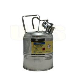 Safecan - SAFECAN Tip I Taşıma ve Saklama Kapları Paslanmaz Çelik