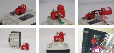 Safelock BD-D14 Çok Fonksiyonlu Sigorta Kilidi