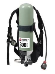 IST - SCOTT SIGMA-II Kompozit / Çelik Hava Tüplü Solunum Seti