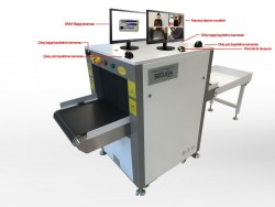 Perguard - SECUDA 5030A X-Ray Cihazı