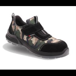 Segura - Segura Army SGR-511 S1 Siyah İş Ayakkabısı