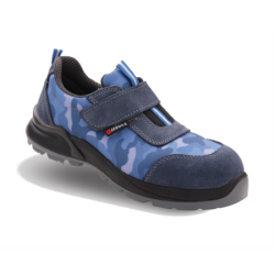 Segura - Segura Army SGR-515 S1 Mavi İş Ayakkabısı