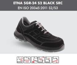 Segura - Segura Etna Sgr-24 S2 Siyah İş Ayakkabısı
