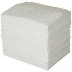 Spongy - Spongy Beyaz Ped 40x50 / 350gr Yağ Emici Ped