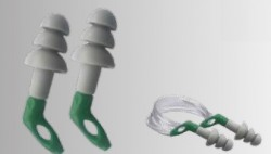 Starline - Starline 1409-C Plastik İpli Kulak Tıkacı
