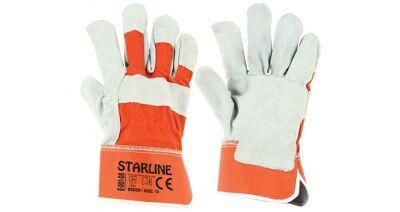 Starline E-001-OR Deri Eldiven