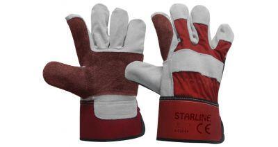 Starline E-024-KR Deri Montaj Eldiveni