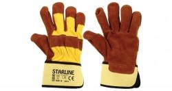 Starline - Starline E-025-SR Deri Eldiven