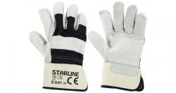 Starline - Starline E-041-KT Deri Eldiven